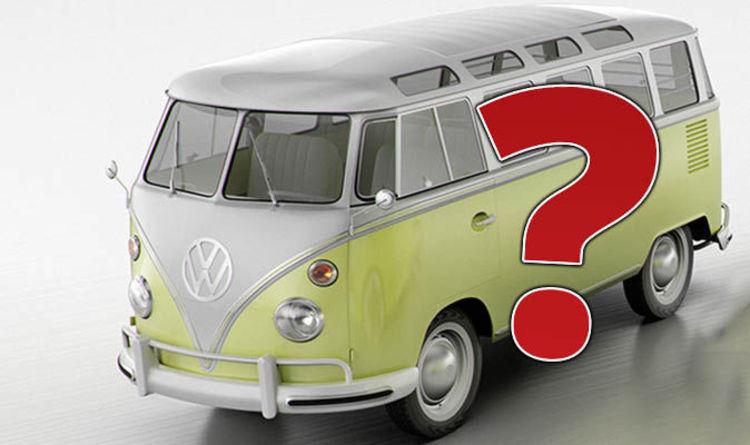 9fd7b84f50 VW Camper Van is BACK - Volkswagen ID Buzz is electrified version of ...