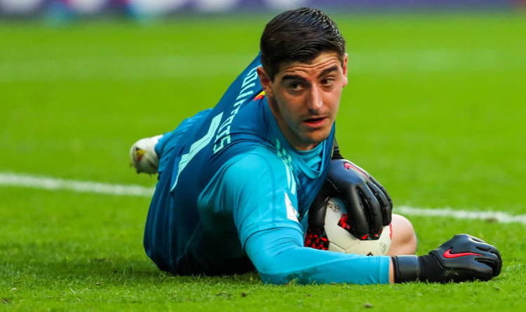 6401de09003 Real Madrid transfer news LIVE: Thibaut Courtois 'AGREES' four-year deal;  Hazard deal OFF