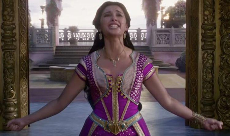 Aladdin: Speechless lyrics and stream for NEW Princess Jasmine song