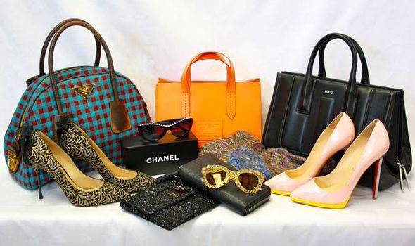 b2feaa72d20f You could find a Prada bag Chanel sunglasses and Anya Hindmarch clutch in  this year 039