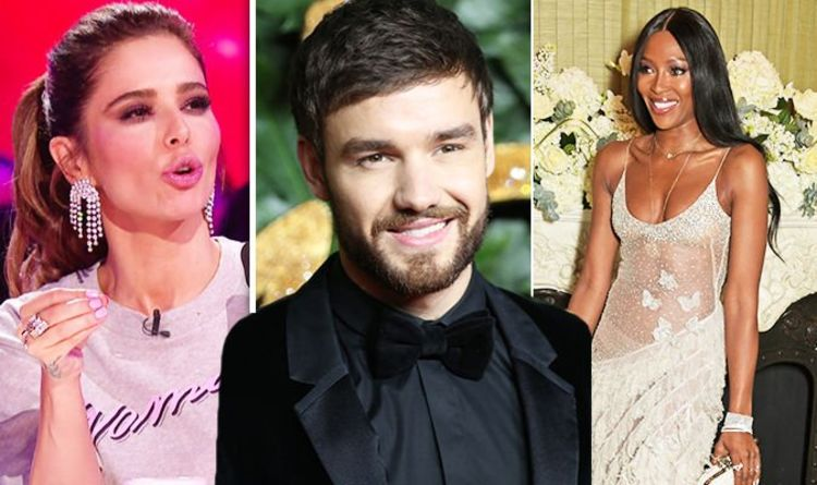 7cb8a9efb5d Cheryl s ex Liam Payne gushes over Naomi Campbell after  intimate  details  are REVEALED