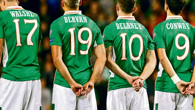 separation shoes 57c12 88bb4 How John Delaney lost the FAI dressing room | Ireland | The ...