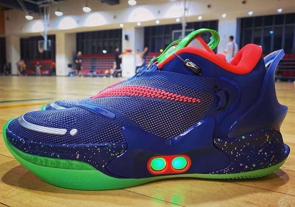 The Nike Adapt Bb 2 0 Nerf Colorway Set For Summer Launch Talkbasket Net