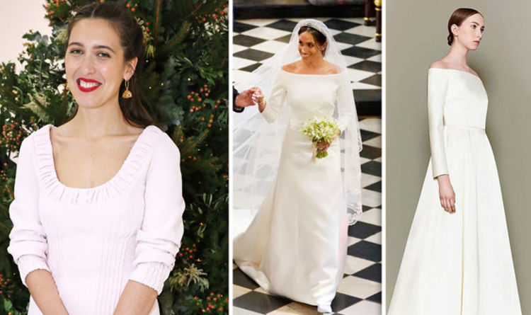 Meghan Markle Royal Wedding Dress Identical To One By Kates