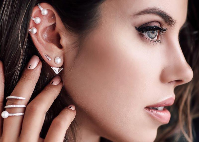 Ear Piercings - Types of Ear Piercings, History & Aftercare