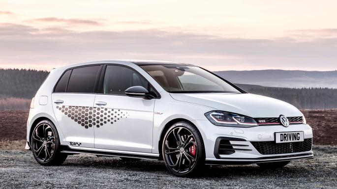 The Clarkson Review: VW Golf GTI TCR versus Mercedes-AMG A