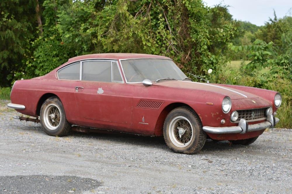 1961 Ferrari 250 Gte Rhd Barn Find For Sale