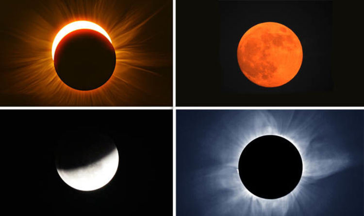 Eclipse 2018 When Are All The Eclipses This Year July Blood Moon