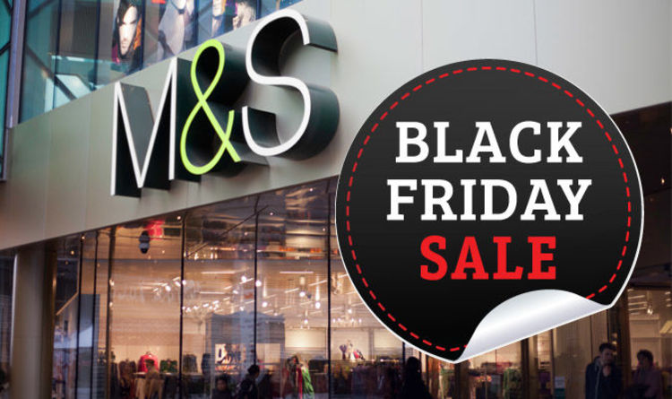 21713dfed Marks and Spencer Black Friday 2018 deals  Sale today - discounts on ...