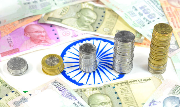 India Ru Exchange Rate Inr At Almost 12 Week High Against Us Dollar