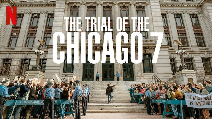 The Trial of the Chicago 7 (MA15+) film review | Canberra Weekly