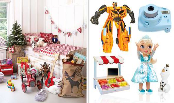 The best Christmas gifts for kids | Express.co.uk