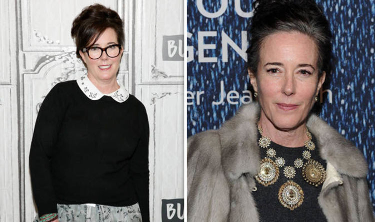 Kate Spade Dead Who Was Fashion Designer Found Dead In New York Apartment Celebrity News Showbiz Tv Express Co Uk