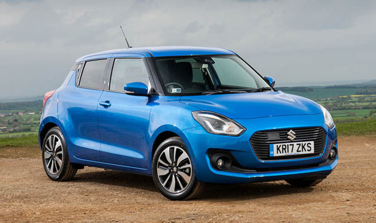 Suzuki Swift 2017 New Car Price List Revealed Express Co Uk
