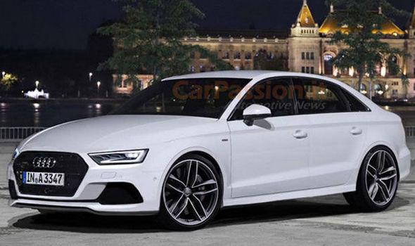 Audi The New 2016