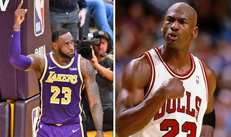 8f62fdb022b LeBron James passing Michael Jordan proves Lakers star has ended GOAT  debate