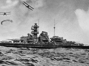 Bismarck Tried To Surrender World News Express Co Uk