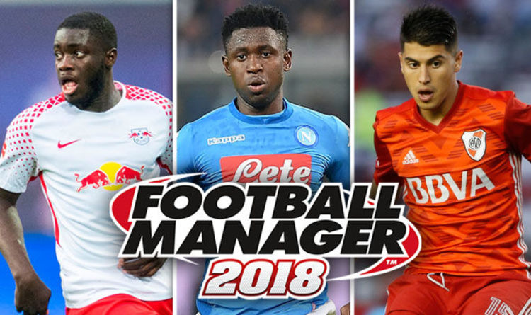 45afbb24f Football Manager 2018 wonderkids  150 best young players to sign ...