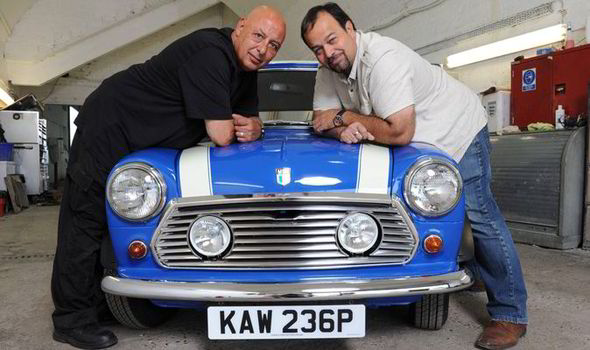 Masters Of The Motorcar Makeover Classic Car Rescue Is Back - Classic car and restoration show