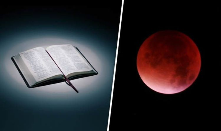 Eclipse Blood Moon 2019 What Is The Blood Moon Prophecy Will The