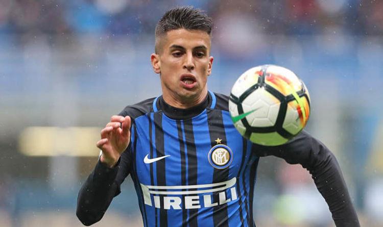 Man Utd News Joao Cancelo Will Sign To Replace Matteo Darmian Football Sport Express Co Uk