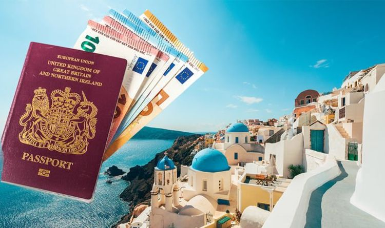 Holidays 2019: Britons travelling to Greece issued new airport delay