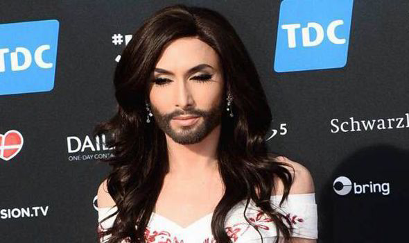 Stars Including Boy Gee And Simon Le Bon Have Congratulated Austrian Drag Queen Conchita Wurst Who Triumphed At The Annual Eurovision Song On