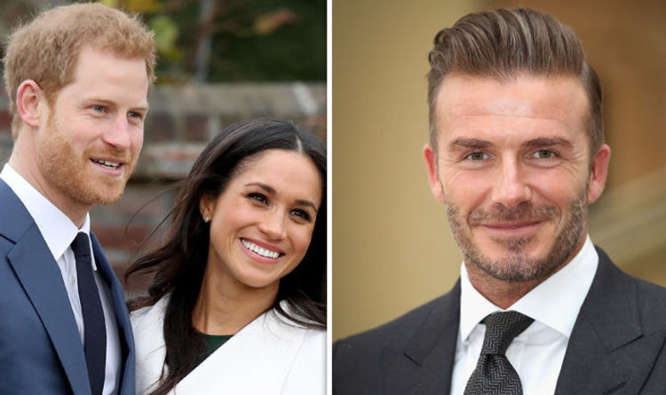 Meghan Markle And Prince Harry To Team Up With David Beckham For
