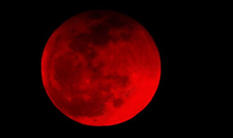ba22c1d18021b Eclipse 2019 Ireland  What time is the Super Blood Wolf Moon  How to watch  lunar eclipse