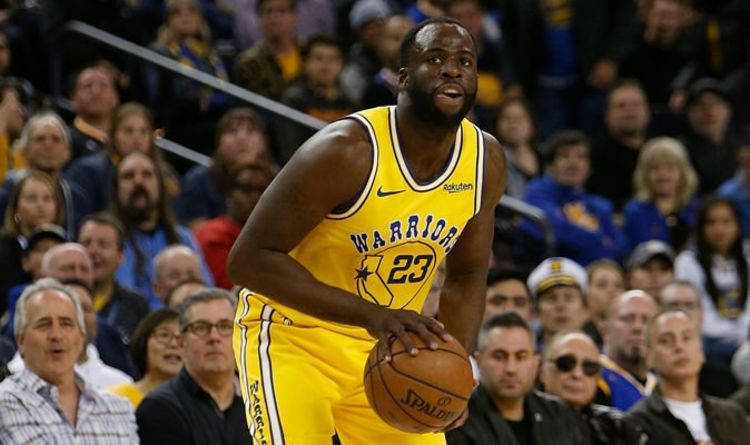 edfd51e6aca2 Draymond Green  Warriors star tipped for shock Lakers trade because of  LeBron James