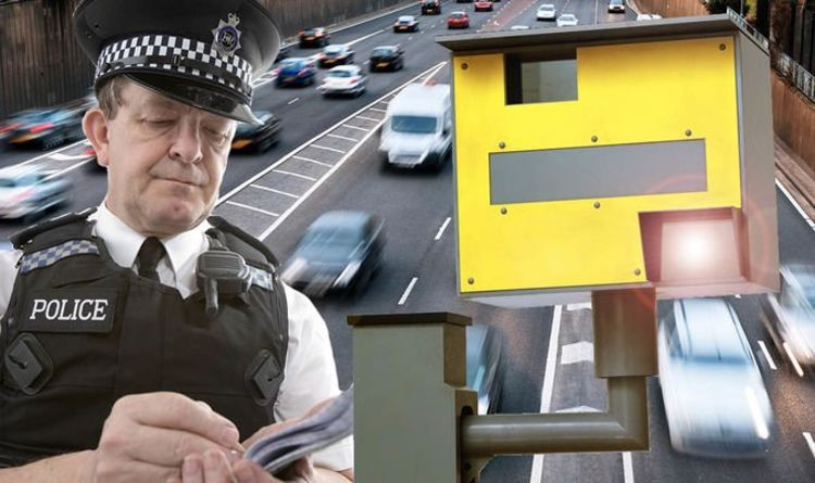 Speeding ticket hotspots REVEALED - Where you're most likely to land