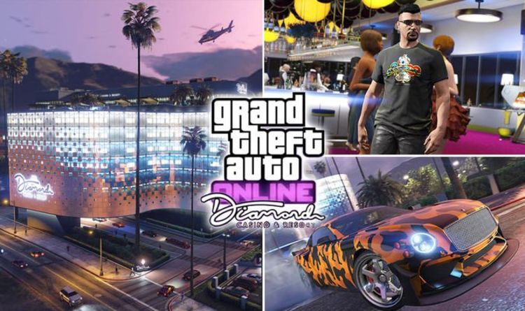 GTA 5 Online Casino update COUNTDOWN: Release date, time