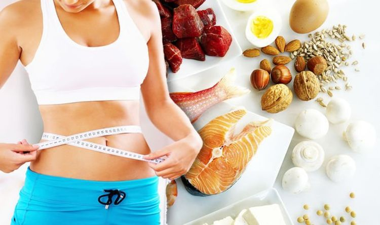 Fat burning diet and exercise