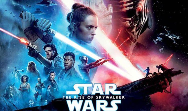 Star Wars Rise Of Skywalker Concept Art Shows Double Decker First Order Star Destroyer Films Entertainment Express Co Uk