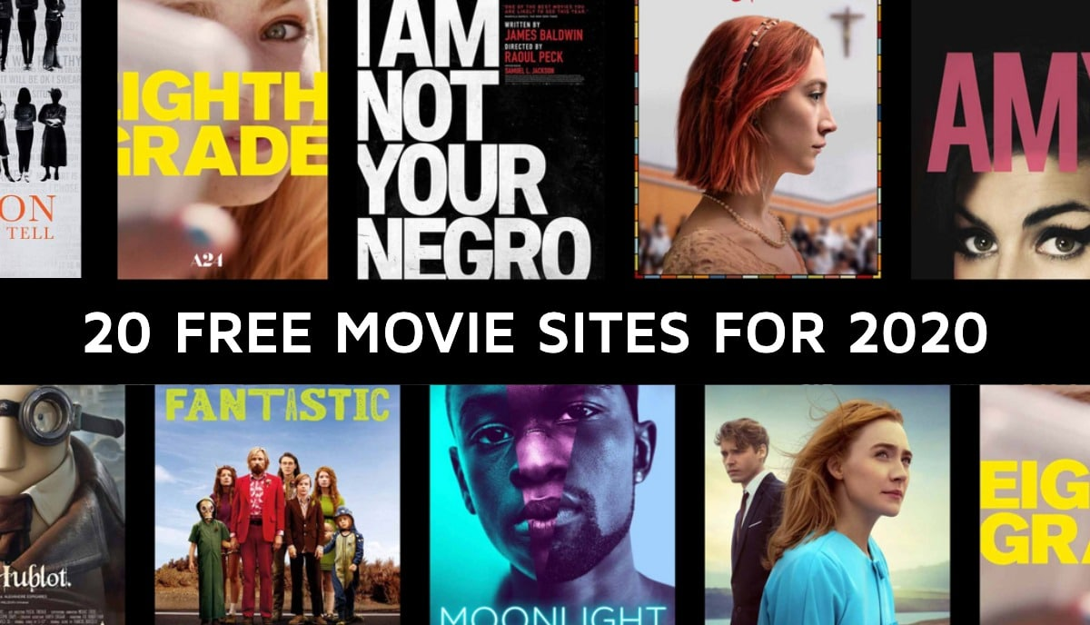 20 Free Movie Download Sites For 2020 Legal Streaming