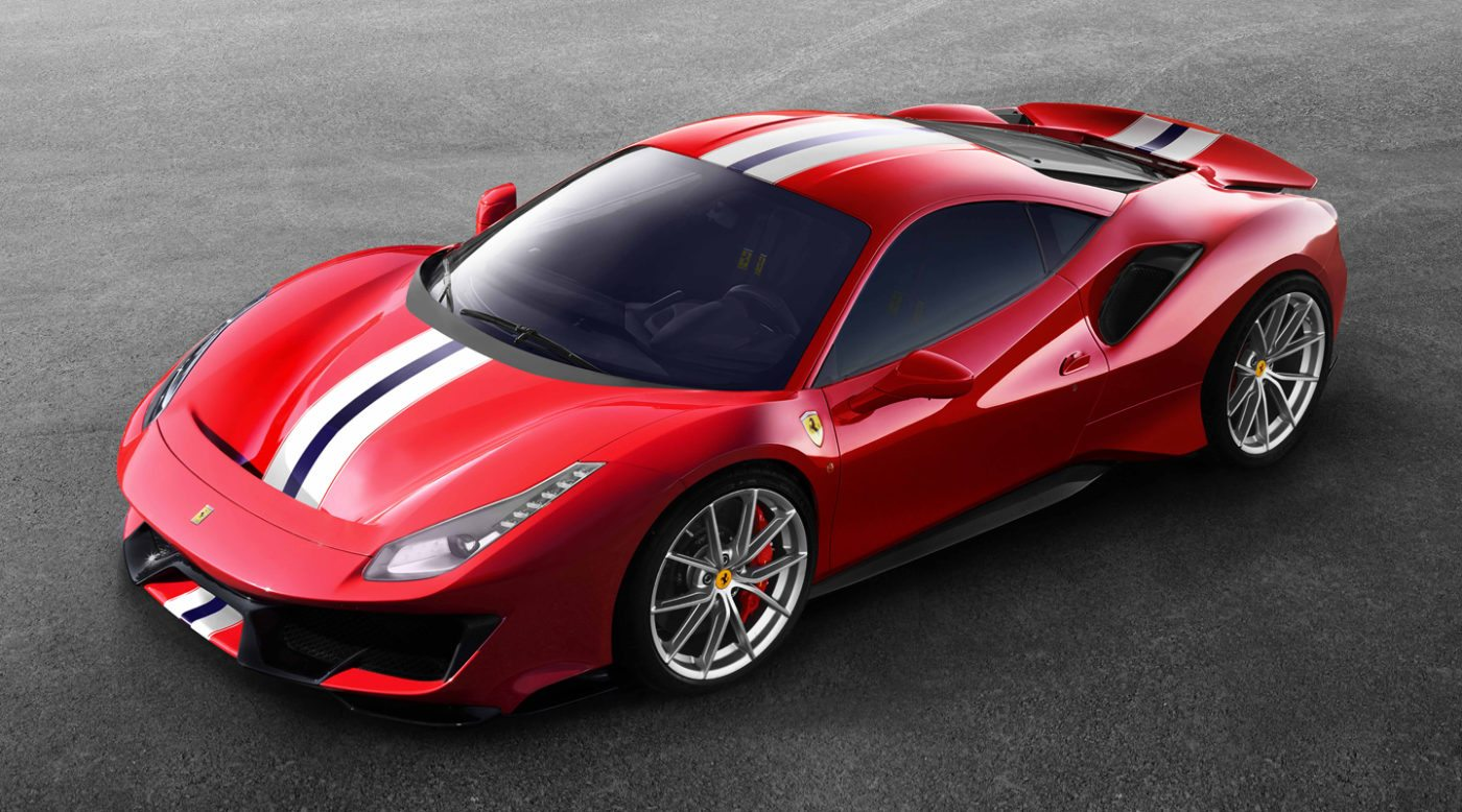 Ferrari 488 Pista Specs Price Photos Review By Dupont Registry