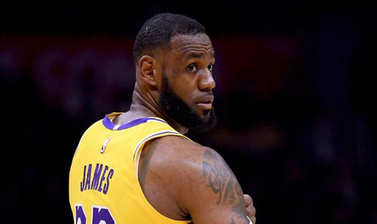 8242af88230 LeBron James  Lakers star issued injury warning and told to think about  RETIREMENT
