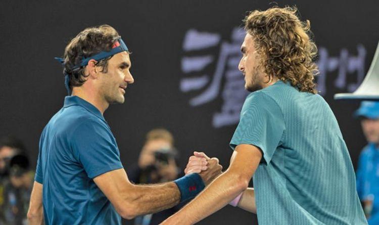 Stefanos Tsitsipas Is The Next Roger Federer Dubai Tournament Chief Tennis Sport Express Co Uk