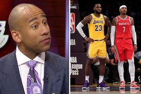 385315590877 NBA news  Lakers backed to partner LeBron James with Carmelo Anthony