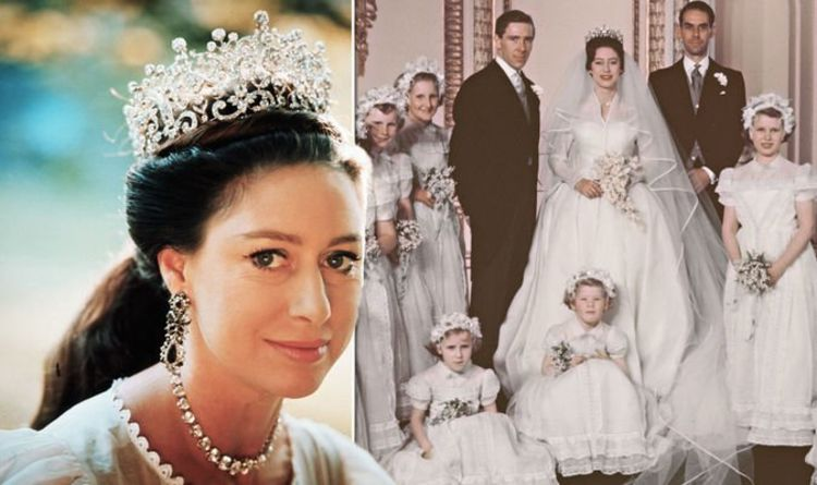 Princess Margaret Wedding Tiara Story Revealed After Queen Did