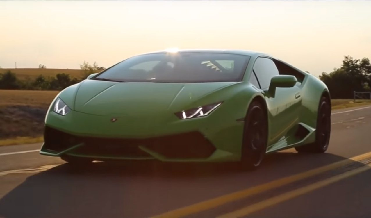how much it costs to own a lamborghini huracan