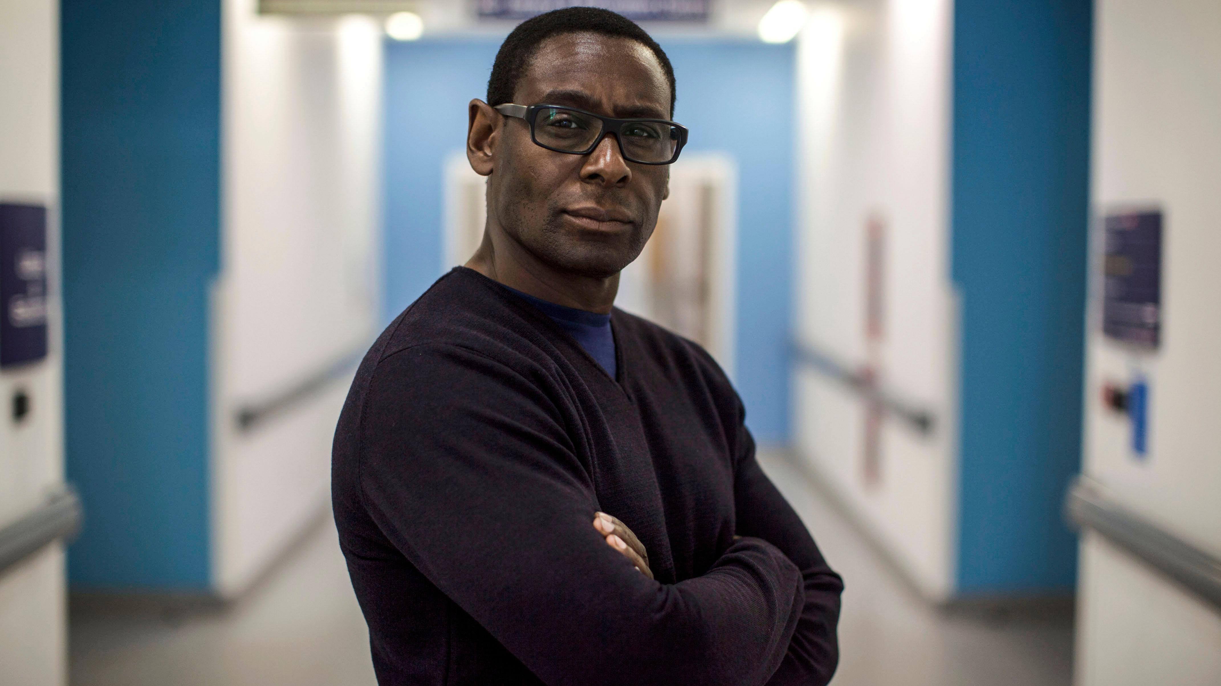Psychosis and Me review: David Harewood's tale of breakdown