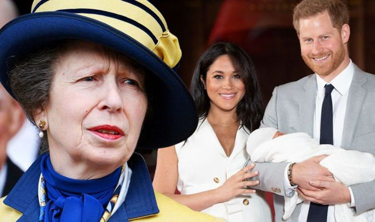 Royal christening: Shock reason Princess Anne refused to attend