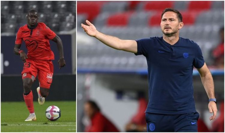 Chelsea News Malang Sarr Total Agreement After Frank Lampard Transfer Talks Football Sport Express Co Uk