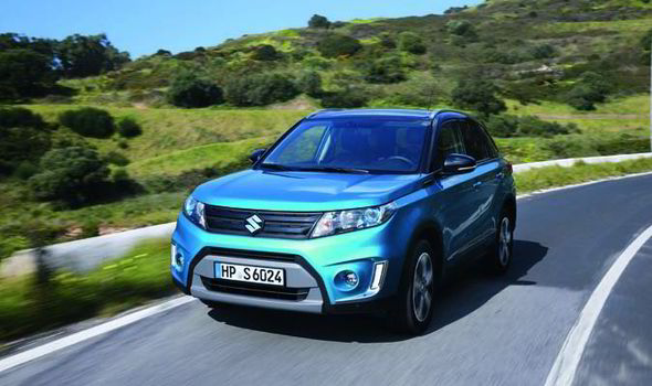 The Vitara Absorbs Lumps And Bumps With Ease At Lower Speeds