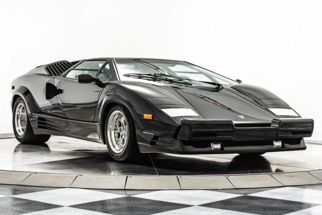 Like New 1990 Lamborghini Countach For Sale