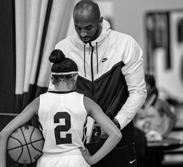 Image result for Gianna Bryant Basketball