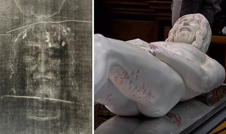 Jesus Christ: Scientists recreate Christ's body from Turin