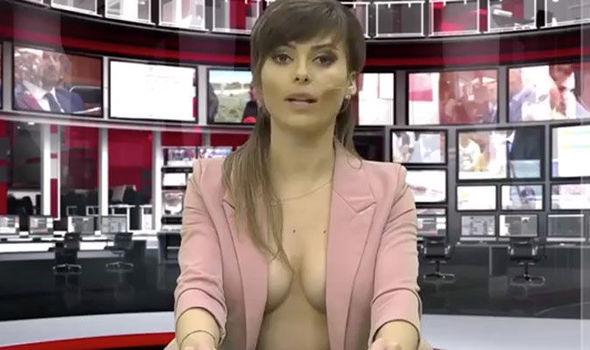 Venezuelan Tv Presenter Uncensored