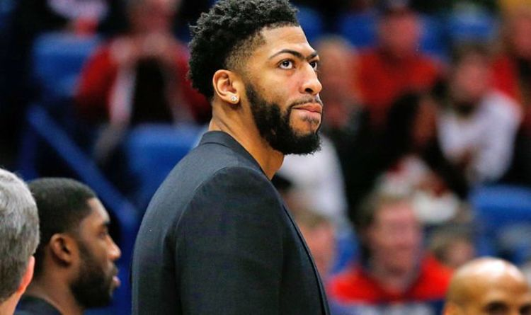 5bfd47e81faf Anthony Davis  New Orleans set to go AGAINST star s wishes with Lakers  trade snub. THE NEW ORLEANS PELICANS have ...